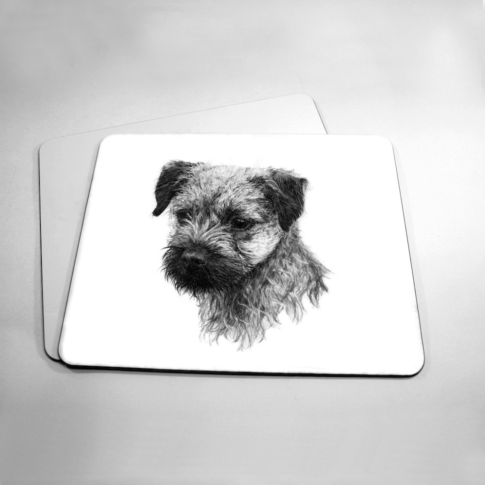 Border Terrier Placemat