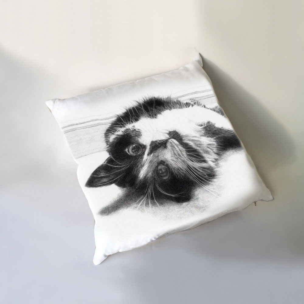 Cat Luxury Cushion